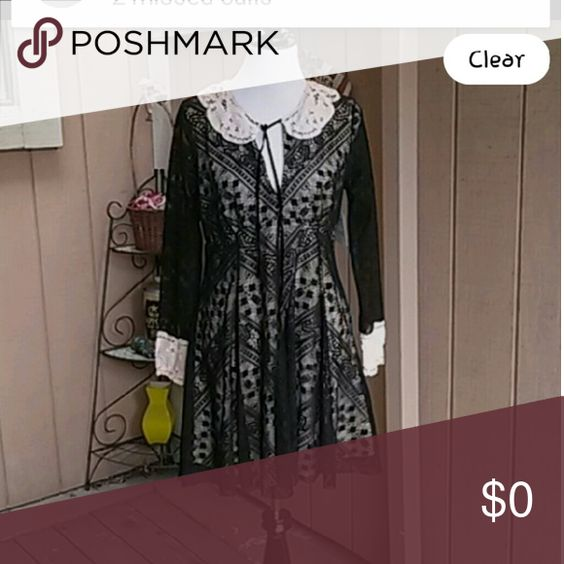 Iso 'talk that talk' dress If you see it please tag me! Free People Dresses Long Sleeve