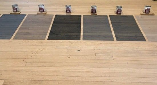 New Gray Blended Hardwood Stains By Duraseal Grey Stained Wood Gray Stained Wood Red Oak Hardwood Floors Stains