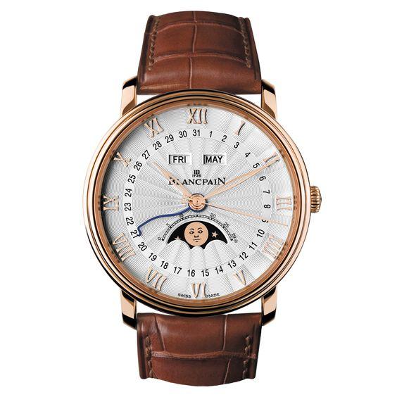 BLANKPAIN(ブランパン) ヴィルレ キャリバー 6654 #watches