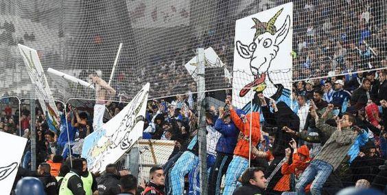 L'animation avait fait rire tout le Vélodrome (et même toute la France du foot) lors du match OM - Bordeaux (0-0): onze panneaux de chèvres représentant l'effectif marseillais, qui ont circulé sur une musique de Benny Hill, animées par les South Winners dans le virage sud.