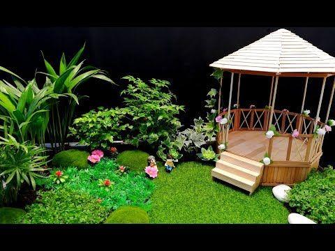 How To Make A Beautiful Relaxing Hut Diy Youtube Outdoor Furniture Sets Outdoor Decor Beautiful