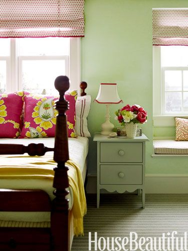 Great Colors For A Little Girl 39 S Bedroom Or A Happy Guest