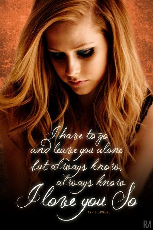 Avril Lavigne Goodbye Lyrics | www.imgarcade.com - Online ... Avril Lavigne Daydream