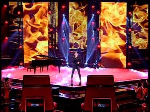 The Voice Thailand -คิง-อีกหน่อยเธอคงเข้าใจ-18 Nov 2012