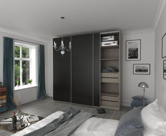 Aki bricolaje jardiner a y decoraci n kit para interior - Modulos interior armario ...