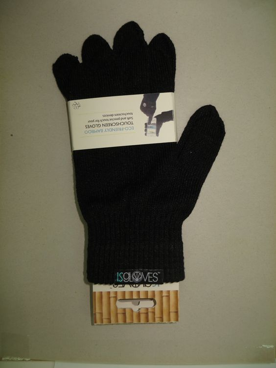 The ISGLOVES simple! A simple and stylish glove for your everyday use with phones! #tech #gloves #warm #smartphone