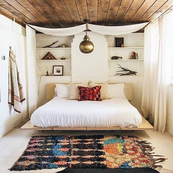 Boho Style Ideas for Bedroom Decors | Bohemian Style Ideas