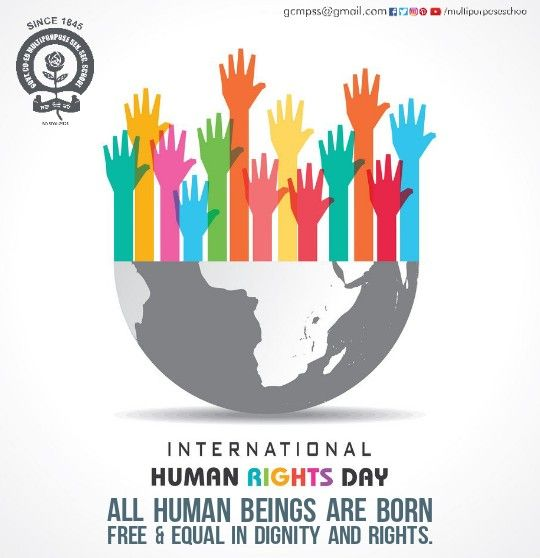 World Human Rights Day Human Rights Day Declaration Of Human Rights Human Rights
