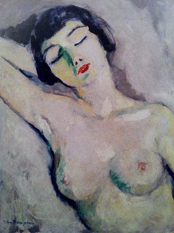 Kees van Dongen (Dutch 1877-1968)