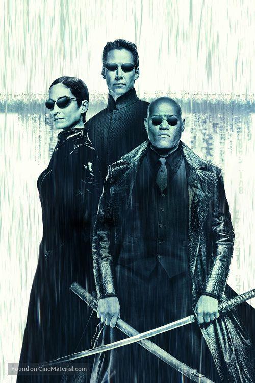 The Matrix Revolutions Key Art Cartazes De Cinema Cartaz De