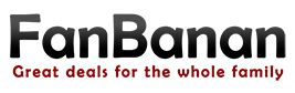 FanBanan: Breeze - Short Sleeve Tunic Fun - $14.99 - Flash Sale, ends soon!