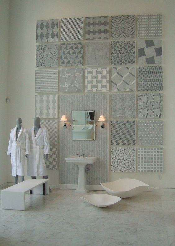 Los angeles products and the stage on pinterest for Bathroom showrooms los angeles