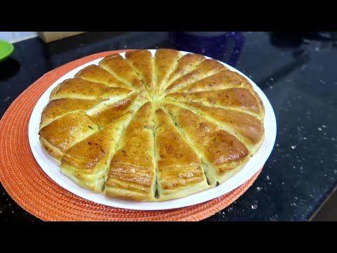 مطبخ ام وليد أسرع و اسهل خبزة مورقة بحشو سهل و عجينة خفيفة و رائعة Galette Salee Salted Pie Youtube Cuisine Cooking Food