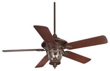 The Acropolis Ceiling Fan - modern - ceiling fans - Fratantoni Lifestyles