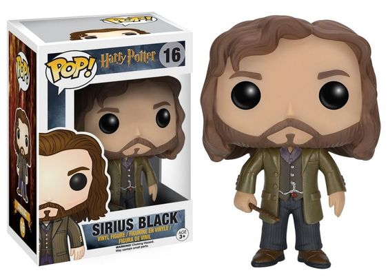 16 Sirius Black Funko Pop