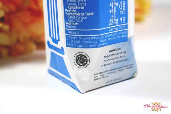 Heavenly Blush Greek Yogurt sudah terbukti Halal oleh MUI