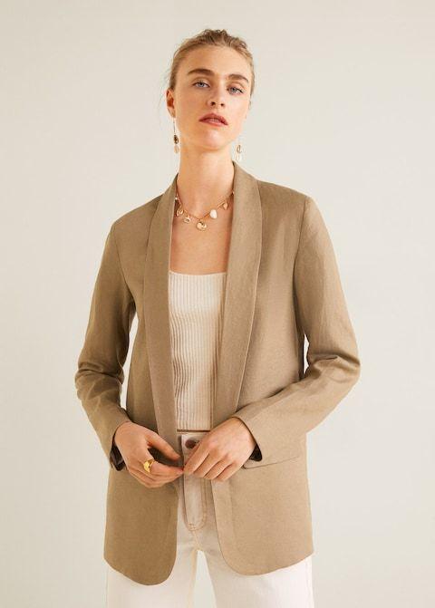 Moda Online Linen Jackets Women Jackets For Women Linen Jackets