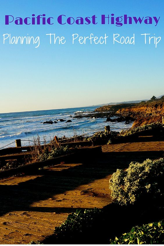 How to plan a road trip along the Pacific Coast Highway. Tips and tricks for driving PCH in California.