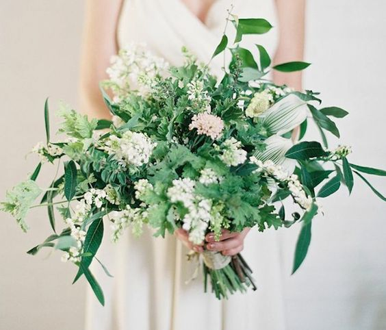 DIY Wild Vine Arch Wedding Ideas