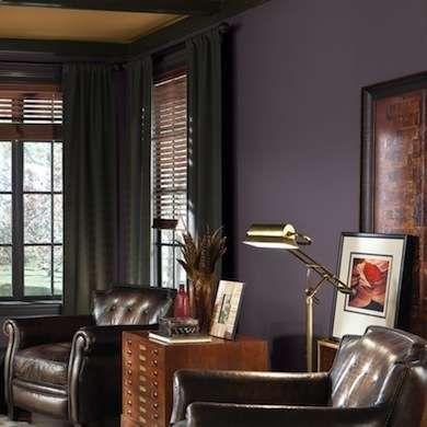 Hue cues for 2014 11 color trends to follow how to for Exclusive plum bedroom