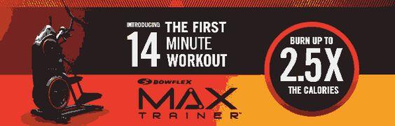 14 minute workout machine