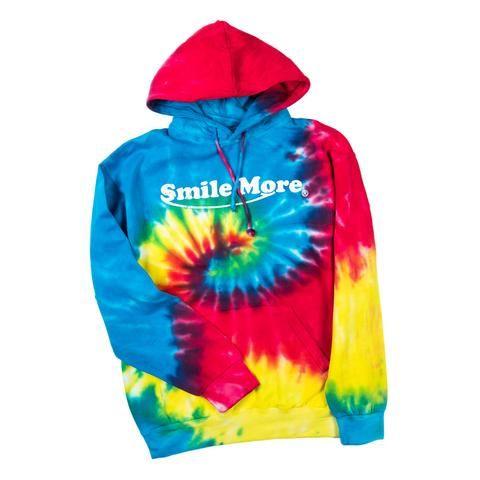 NEW Mens Size S-3XL Tie Dye Color SPIRAL Hoodie Hooded Sweatshirt Unisex Jumper