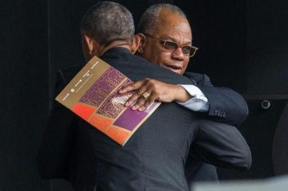Obama inaugura un museo afro-estadounidense en pleno conflicto racial en EEUU - swissinfo.ch