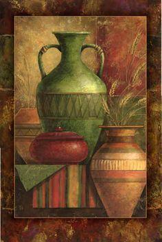 """""""Earthen Vessels II"""" / Janet Stever"""