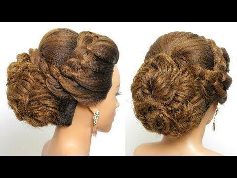 Bridal Updo Tutorial Wedding Prom Hairstyles For Long Hair Youtube Prom Hairstyles For Long Hair Easy Updo Hairstyles Long Hair Styles