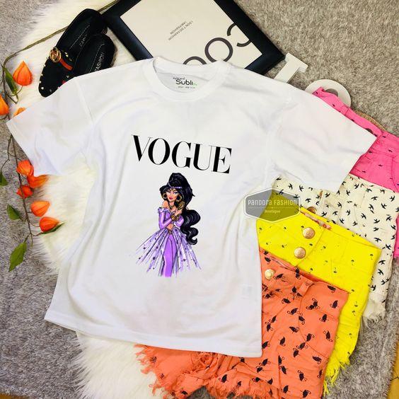 Cinderella Princess Vogue long sleeve t-shirt Disney toddler children blouse