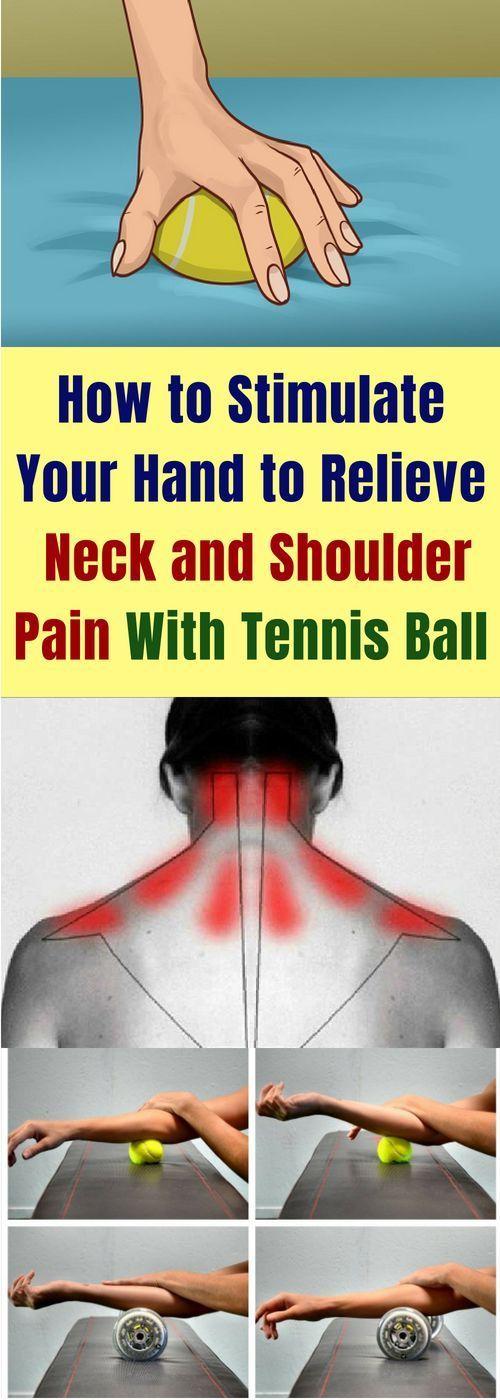 25++ Tennis ball neck massage ideas