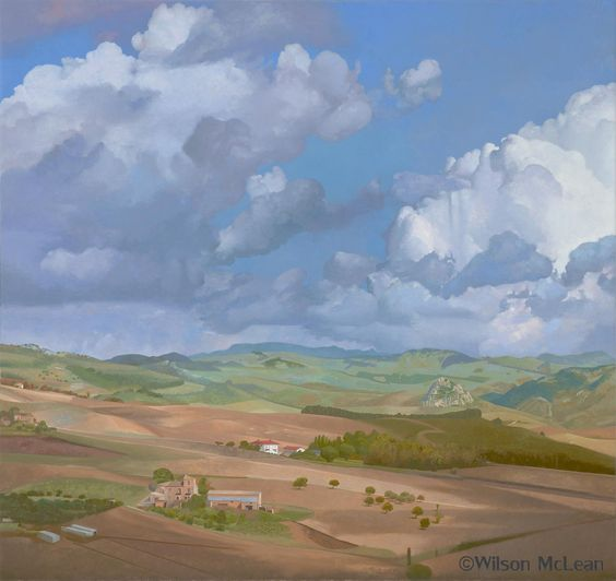 Wilson McLean Gallery | Landscapes