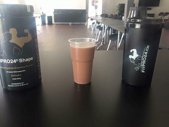 👌 Fitpro24 Shape - Mahlzeitersatz - hält bis zu 4 Stunden satt 👉Online bestellen unter www.fitpro24shop.ch