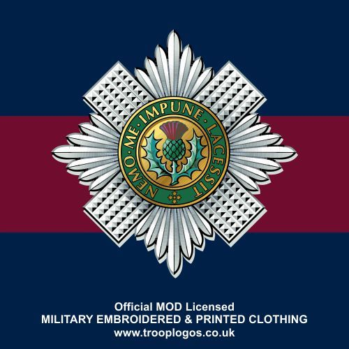Army Scots GuardsT-Shirt Tshirt or Sweatshirt