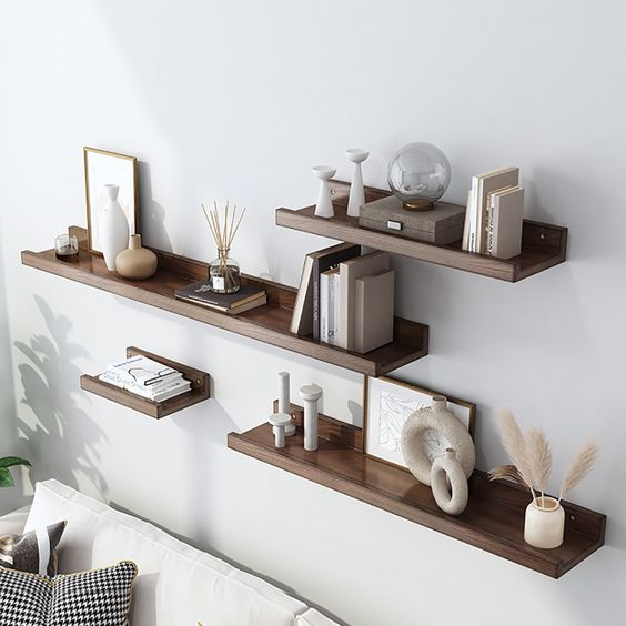 飾り棚 棚板 インテリア おしゃれ シンプル 壁付け