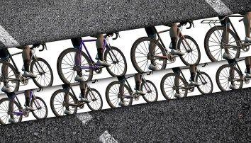 Speed Tests Zwift S Fastest Bike Frames For Climbing Bike
