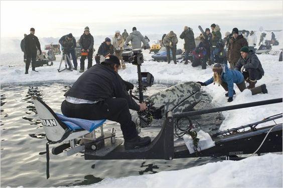 Der Ruf der Wale : Bild Drew Barrymore, John Krasinski