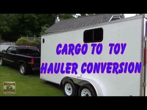 Original Portable House Homemade Camper RV Bug Out Trailer  YouTube