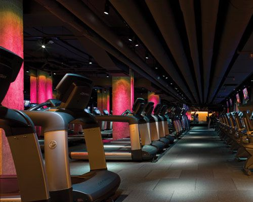 The Best Luxury Hotel Gyms