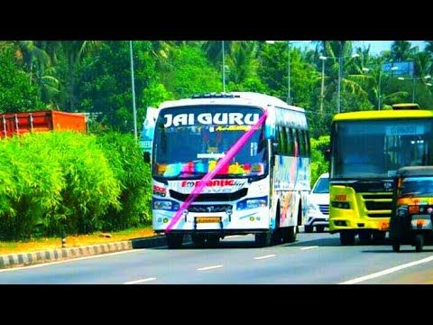 Kerala Tourist Bus Heavy Videos Collection Videos Part 14