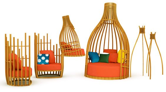 deesawat thai outdoor collection 2012 | Mobiliario Verde | Pinterest ...
