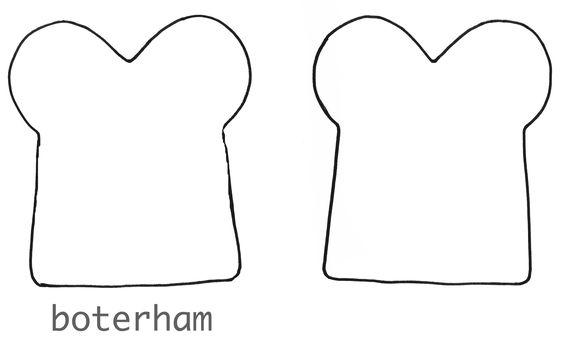 afbeeldingen boterham - Google zoeken