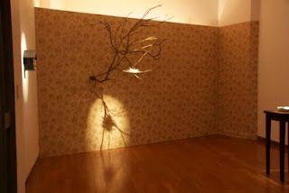 Instalación de Rossana López Guerra