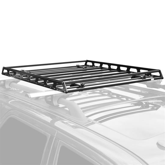 Apex Extra Large Steel Roof Cargo Basket With Wind Fairing 62 1 2 With Images Car Roof Racks Roof Basket Roof Rack Basket