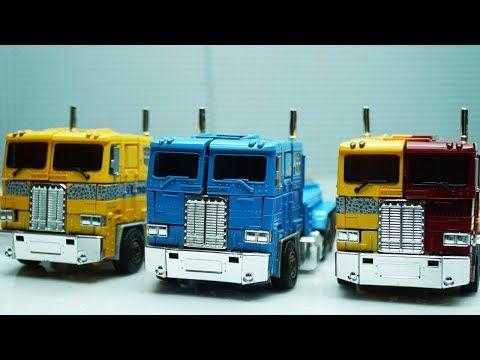 Transformers Optimus Prime Movie Animation Robot Truck Lego Short