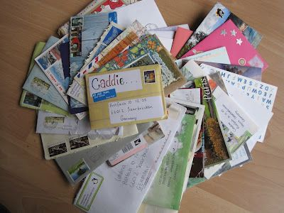 caddie's incoming mail