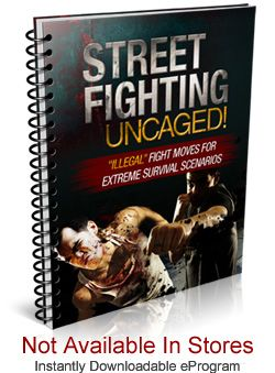 Street Fighting Book #street fight #sport