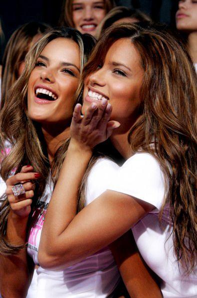 Adriana & Alessandra VS Angels: