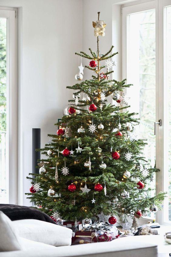 Check Christmas Tree Decorations Diy Ornaments Ideas Christmas Tree Decorations D Scandinavian Christmas Trees Cheap Christmas Trees Minimalist Christmas Tree