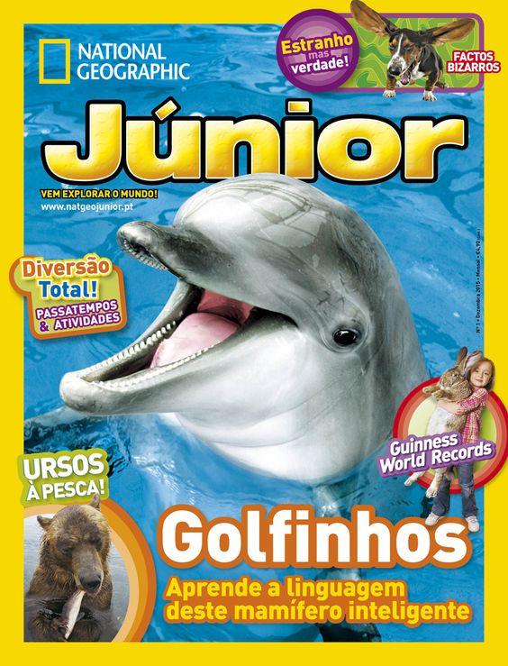 National Geographic Júnior vai ter edição portuguesa com a Goody